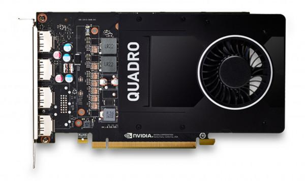 NVIDIA Quadro P2200 5 GB GDDR5X Grafikkarte