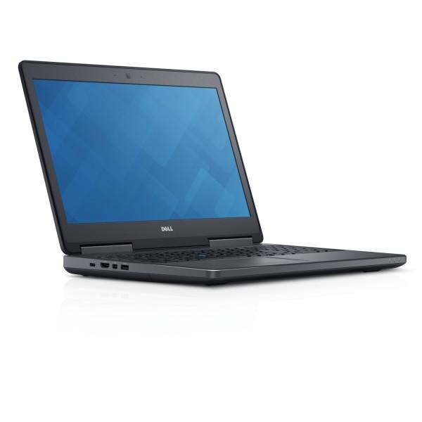"""Dell Precision 7510 mobile 15"""" CAD Workstation"""
