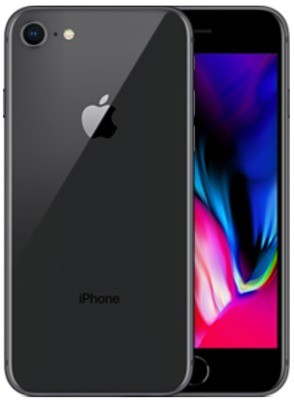 Apple iPhone 8 64 GB Space Grau