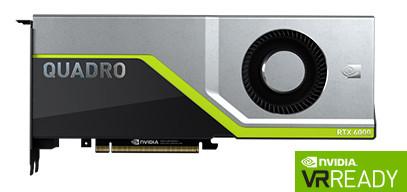 NVIDIA Quadro RTX 6000 24 GB GDDR6 Grafikkarte